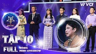Thần Tượng Bolero 2018 Tập 10 Full HD