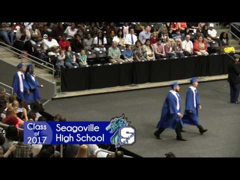 Seagoville High School - 2017 Graduation