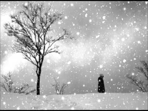 Tombe la neige 雪が降る - YouT...