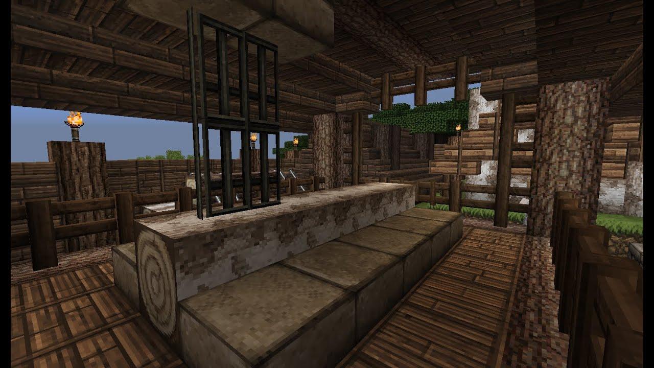 Lumberjack Village Of Aemsterveen Link 4 5 2016 Screenshots Show Your Creation Minecraft Forum