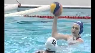 Россия   Канада Женское водное поло