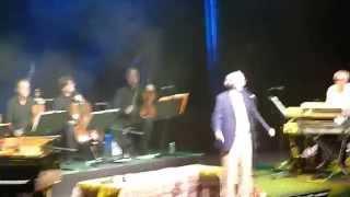 Franco Battiato - Voglio vederti danzare ( Yo quiero verte danzar). Teatro Circo Price