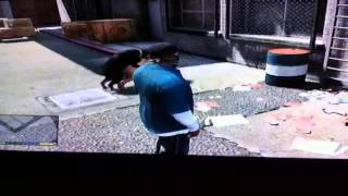 GTA V gameplay filtrado