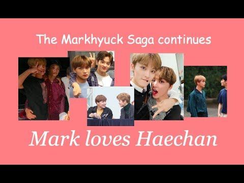 Mark Loves Haechan