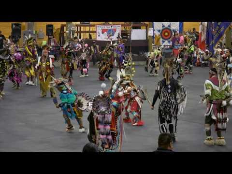 Spokane Tribe of Indians 2017 Wellpinit, WA Powwow. Silent Hill. Men's Dance. 2017-09-02