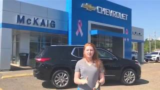 Check Out The 2018 Chevrolet Traverse | McKaig Chevrolet Buick
