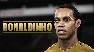 Роналдиньо вернулся в серию Pro Evolution Soccer