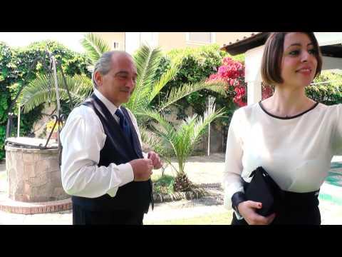 """TELEFILM """"Bed and Breakfast a Villa Maria""""regia  Raffaele Letizia primo episodio"""