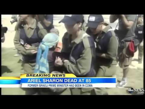 Former Israeli Prime Minister Ariel Sharon Dead at Age 8