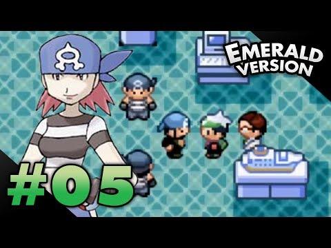 Let's Play Pokemon: Emerald - Part 5 - Slateport City