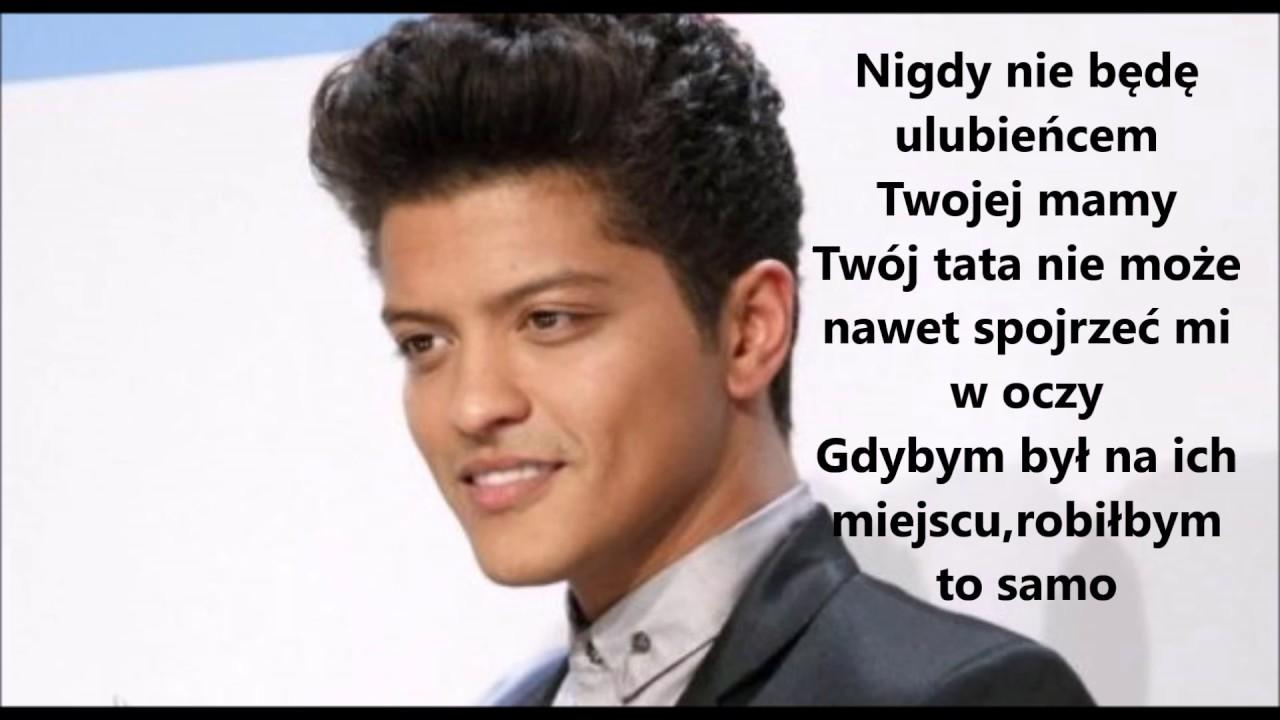 Download Bruno Mars It Will Rain TŁUMACZENIE PL