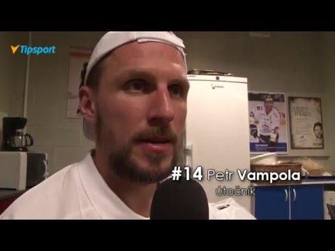 Půlnoční interview s Petrem Vampolou