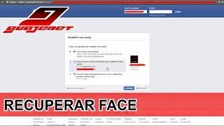Como recuperar Facebook sem ter e-mail ou número do celular