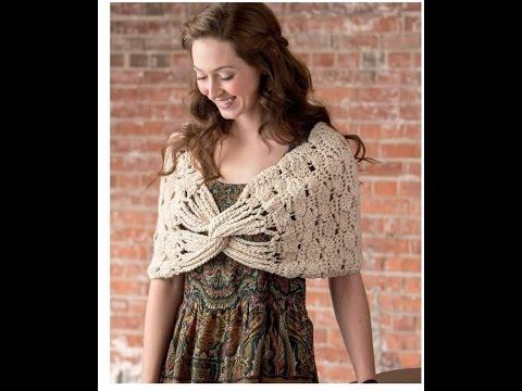 Crochet shawl| Free |Crochet Patterns| 16