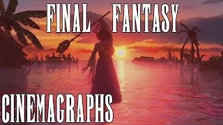 Final Fantasy Cinemagraphs - My Small FFX Collection - Steam Wallpaper Engine