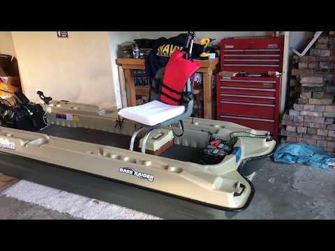 Pelican Bass Raider 10E Mods And Upgrades
