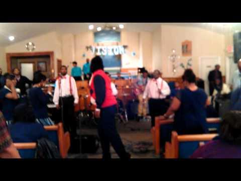 Unique Soundz of Huntsville Temple of Praise