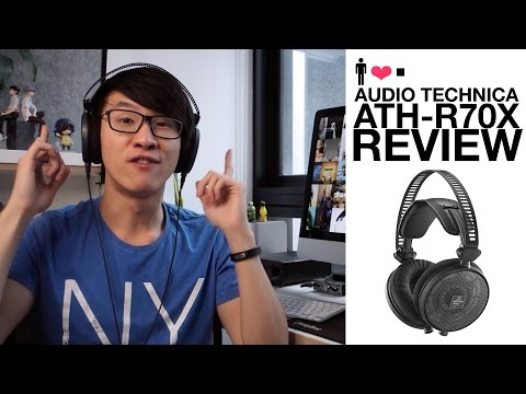 Audio Technica ATH-R70x Reference Headphone Review