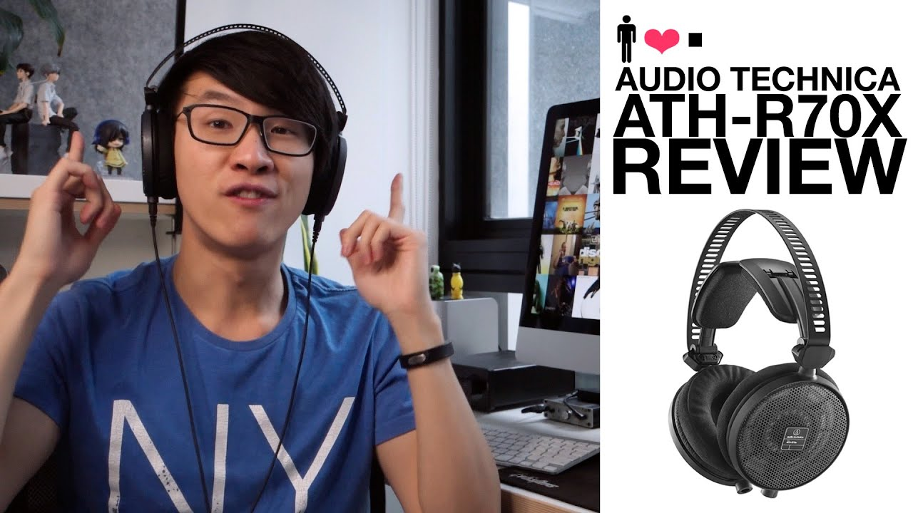 Audio-Technica ATH-R70X Black