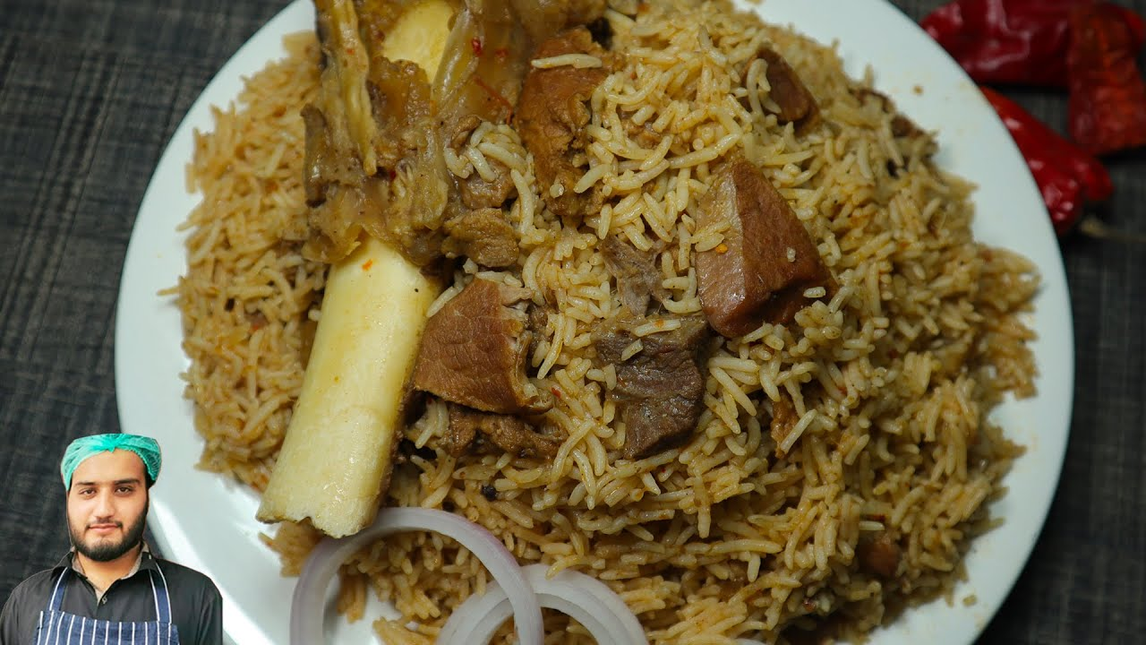 Beef Pulao Recipe || Bannu Special Beef Pulao