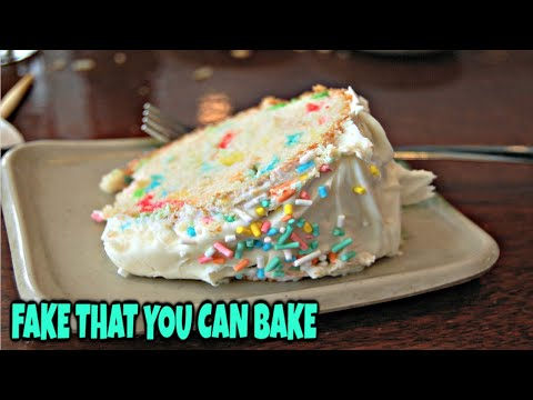 3 Easy Boxed Cake Mix Recipes | FAKE THAT YOU CAN BAKE