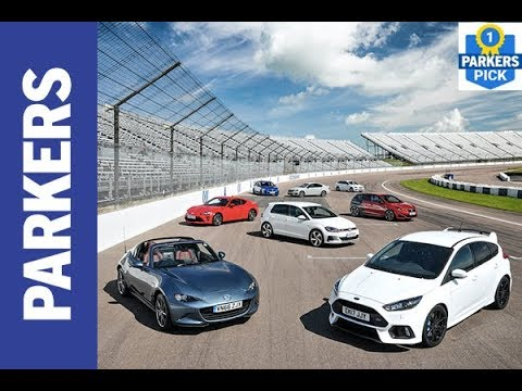 Parkers Pick: Best Cheap Fast Cars 2017 | Parkers