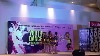 BOTTY BOYZ - YOUTH DANCE COMPETITION  AND CELEBRATING INTERNATIONAL DANCE DAY AT TRANSTUDIO MAKASSAR Video