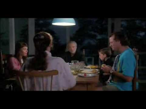 What About Bob Dinner Scene Youtube