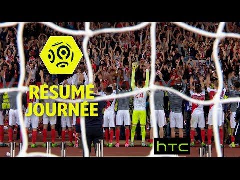 Résumé de la 37ème journée - Ligue 1 / 2016-17