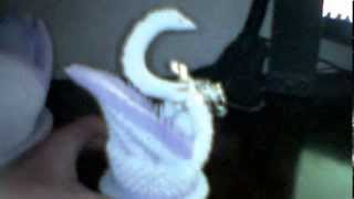 3d Origami Swan From Vaxo