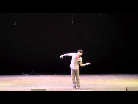 "SCA 2011 - Erik Hall ""The Hat"""