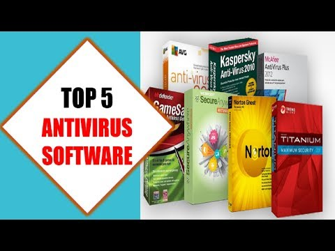 Top 5 Best Antivirus Software 2018 | Best Antivirus Software Review By Jumpy Express