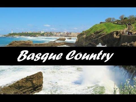 Take A Look Around : FRENCH BASQUE COUNTRY (Road Trip Travel Vlog) + San Sebastian (Spain)