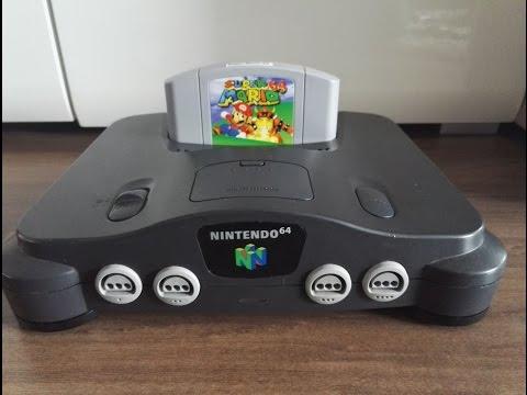 Nintendo 64 - No Anti Aliasing + 16:9 on Real Hardware