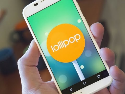 Moto x 1st gen lollipop 5.1