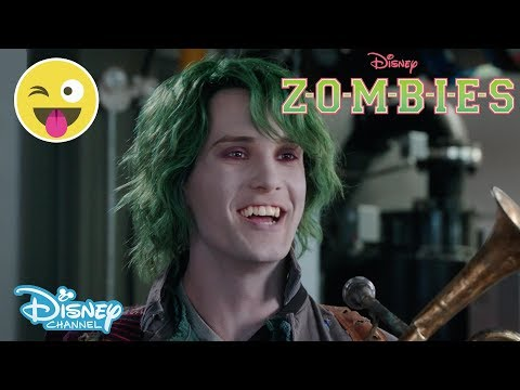 Disney Channel Mashup | Z-O-M-B-I-E-S VS Stuck in the Middle | Official Disney Channel UK