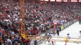 SLIVAN #322 - LA KISS Arena Football game debut