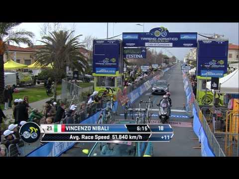 Tirreno-Adriatico 2015: Stage 1 Highlights