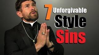 7 UNFORGIVABLE Men