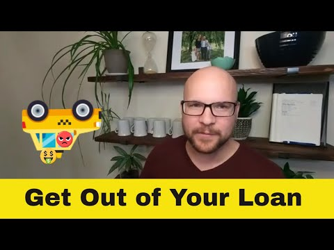 Get Out Of Your Upsidedown Car Loan