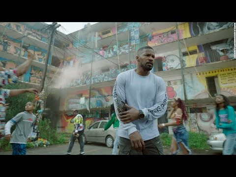'Project Power' features Jamie Foxx in a fast-paced mashup - CNN