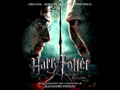 08 Panic Inside Hogwarts - Harry Potter and the Deathly Hallows Part II Soundtrack HQ