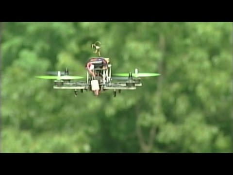 Mountain Empire Community College offers course on unmanned aerial vehicles