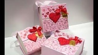 ТОП-6 Подарки Поделки Своими Руками 14-23 февраля, 8 Марта, День рождения, Матери, Учителя. Video