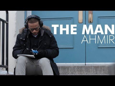 The Man - Aloe Blacc (AHMIR cover)