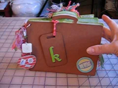 Suitcase Mini Album