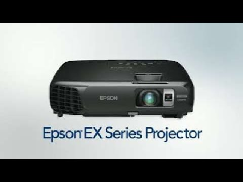 Epson EX Series | Take the Tour of the Wireless Projectors