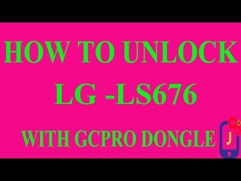 UNLOCK NETWORK LG LS676 SECCFULLY DONE