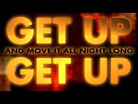 (Don't) Get Up | Dance Parody | Lyrics Video