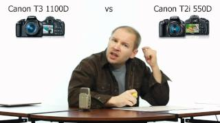 Canon T2i 550D vs Canon T3 1100D - 2 Big Reasons to Buy the T2i Over the T3